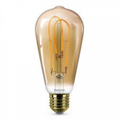 LED CLASSIC 35W ST64 E27 825 GOLD ND