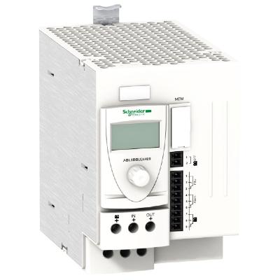 Phaseo kiegészítő, akkumulátor vezérlő modul, 40A (ABL8RP/ABL8WPS tápegységekhez)