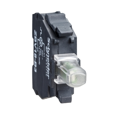 LED BLOKK12V ACDC FEHÉR
