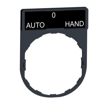 CIMKETARTÓ+CIMKE AUTO-HAND