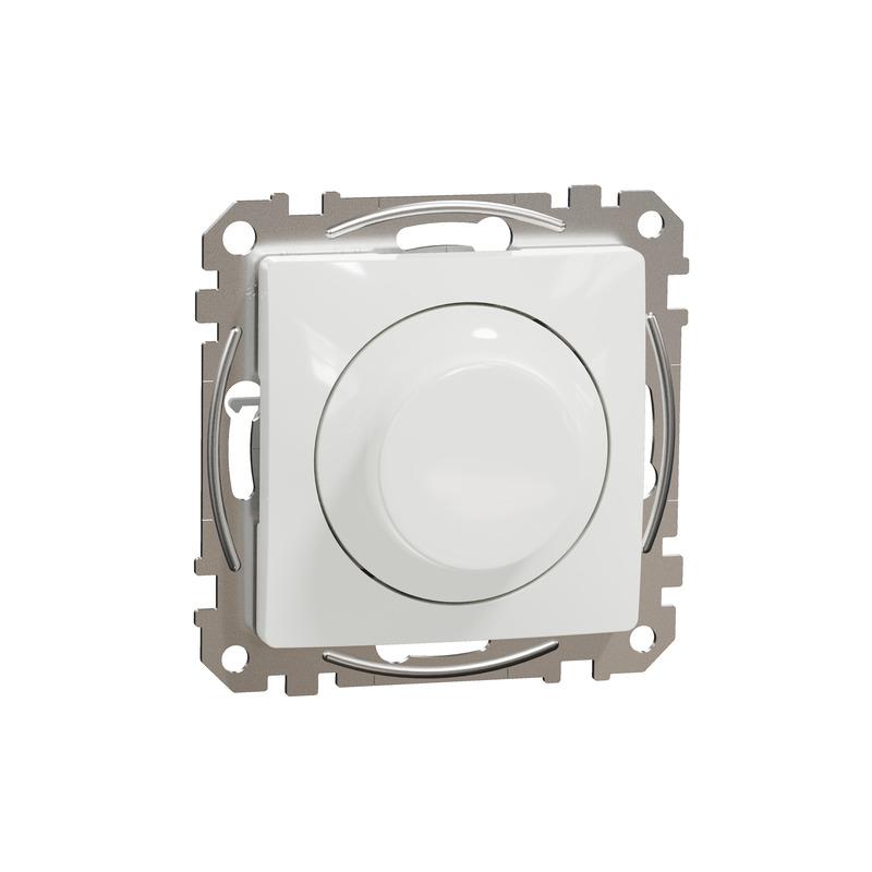 ÚJ SEDNA LED fényerőszabályzó, univerzális, 5-200VA, váltóba köthető, fehér