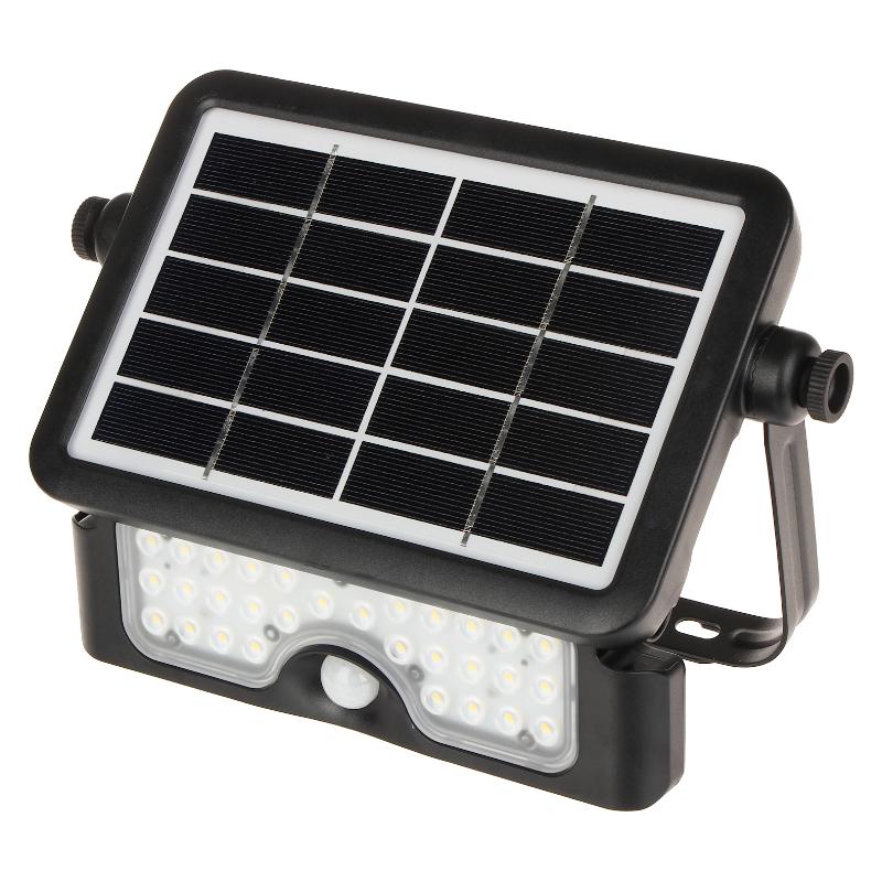 LED SOLAR REFL. 5W ÉRZ. 500Im IP65