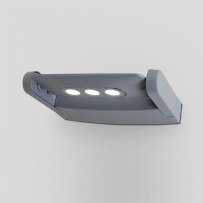 MINI LEDSPOT kültéri fali 9W 3 LE