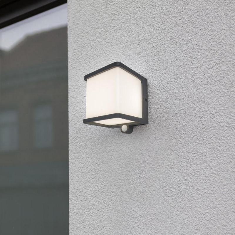 DOBLO LED KÜLT.FALI SOLAR L. 8W IP54