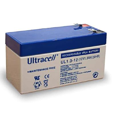 AKKUMULÁTOR ULTRACELL 12V 3.4Ah