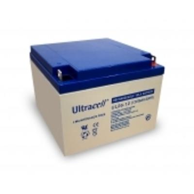 Ultracell 12V 40,0Ah gondozásmentes akkumulátor biztonságtechnikai rendszerekhez