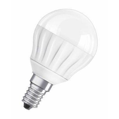 LED GÖMB E14 4,5W 2700K 240V *