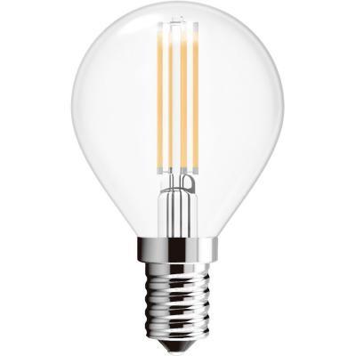 LED GÖMB E14  4W/827  230V