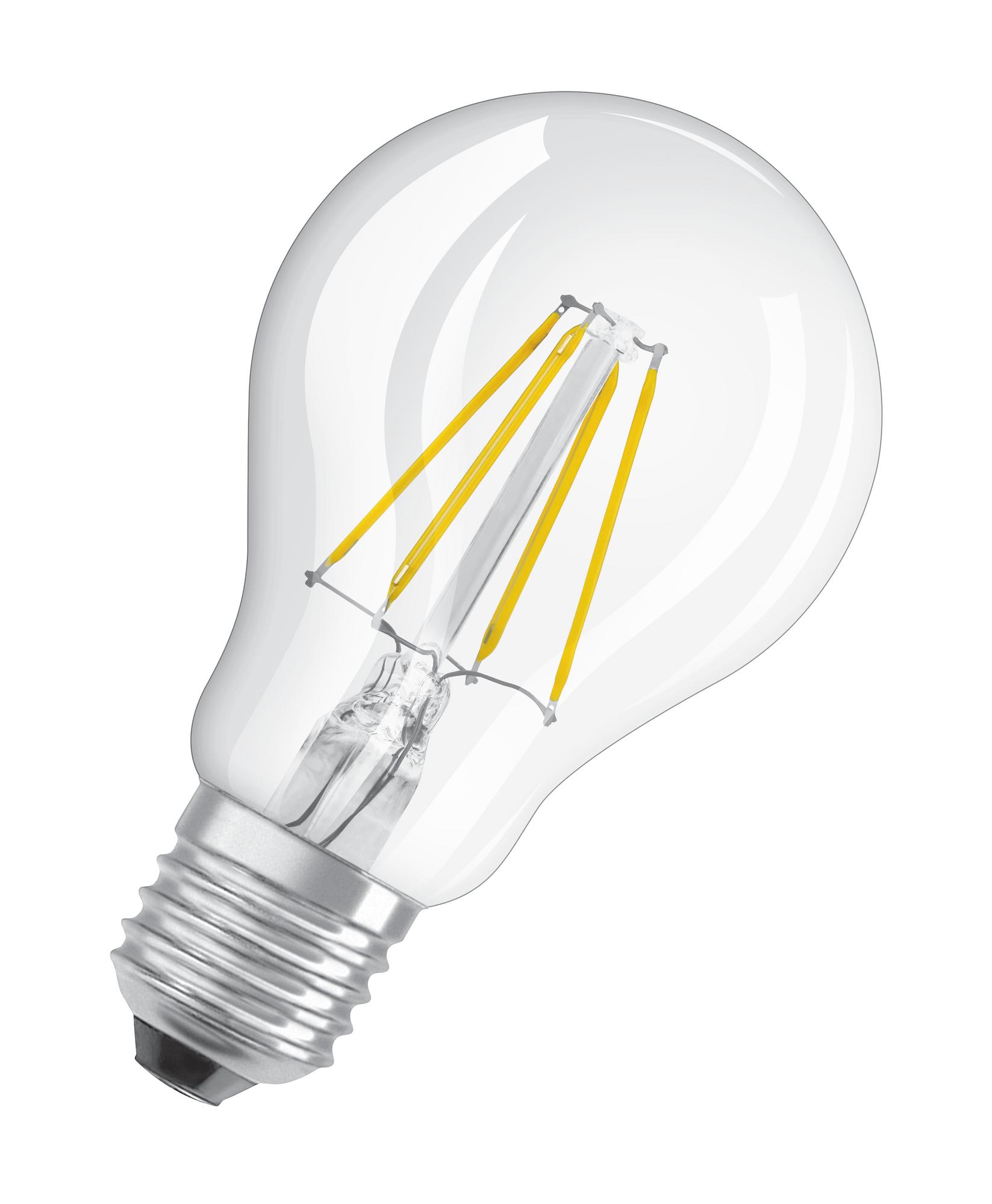 LED  E27 NORM 4W 2700K 230V,2DB/BLI