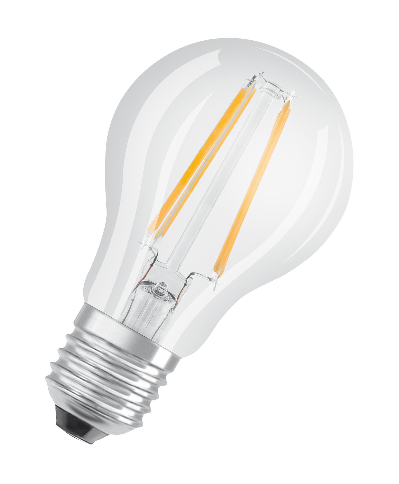 LED  E27 NORM 6W 2700K 230V,2DB/BLI