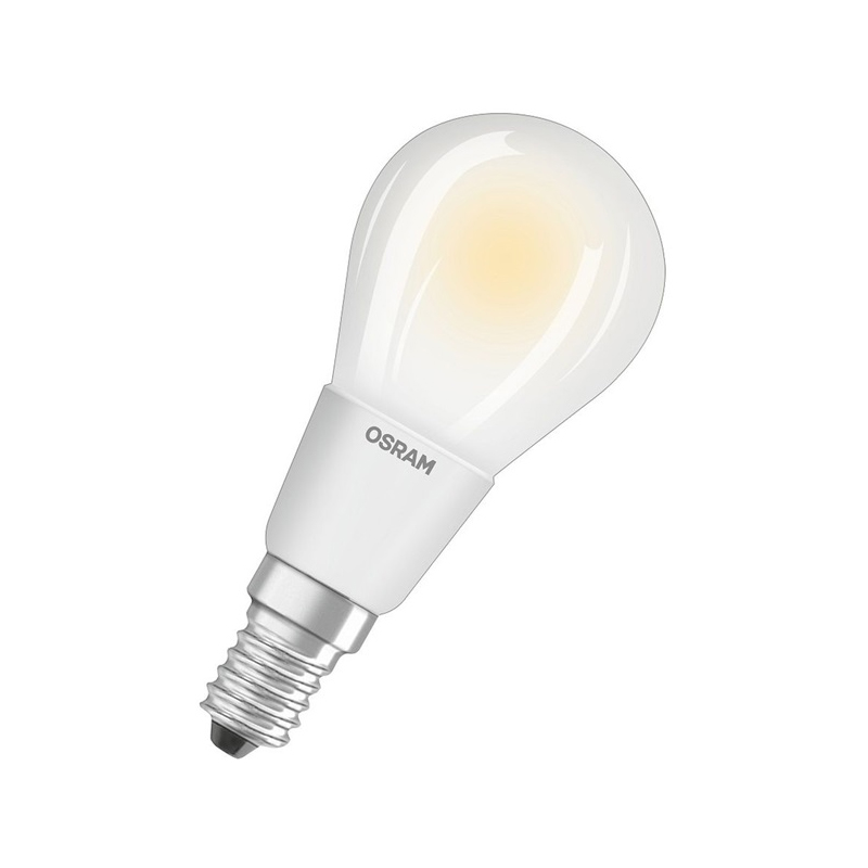 LED E14 GÖMB  6,5W/ 2700K  806Lm
