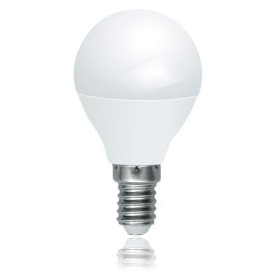 LED E14 5W gömb vált.kapCS.