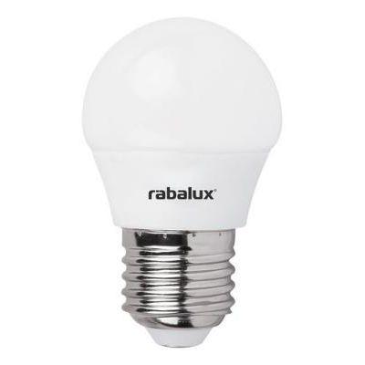 LED E27 5W gömb 400lm 2700K@