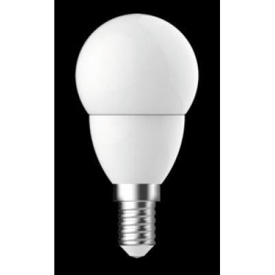 LED E14 6W gömb 470lm 200° 2700K@