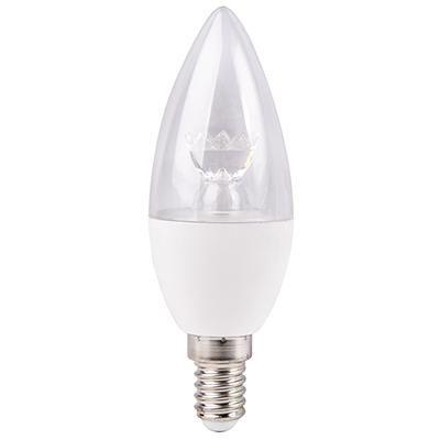 LED E14 6W gyertya 480lm 4000K