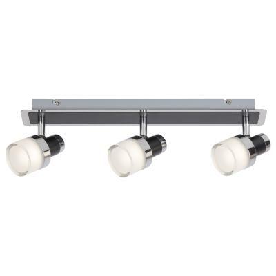 HARold, fürdőszobai lámpa, króm/FK/opál, beépített LED 15W 1200lm 4000K IP44