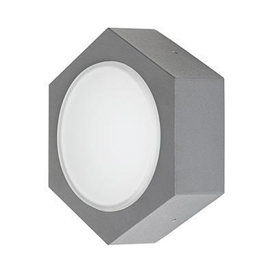 Avola,kültéri fali lp.LED 9W IP54