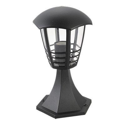 MARSEILLE kültéri álló lámpa fekete