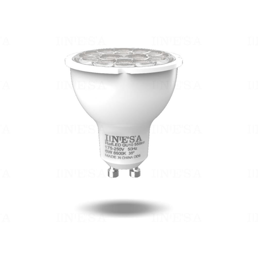 LED GU10  5 W 3000K 105°
