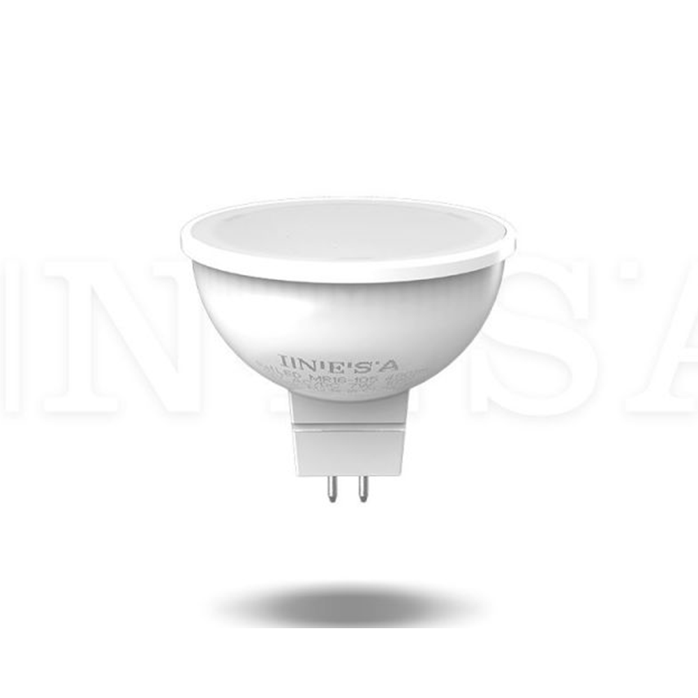 LED MR16 4W 3000K 105° 250lm