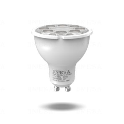 LED GU10  4 W 3000K 38°