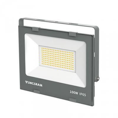 LED FÉNYV.LAPOS 100W FK 3000K IP65