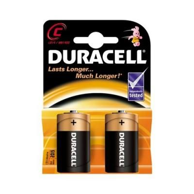 DURACELL MN 1400 K2  BASIC Baby 2 db-os