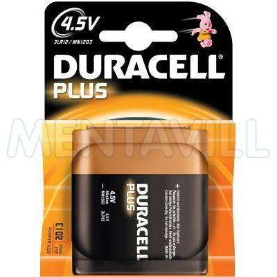 DURACELL LAPOSELEM 4.5V PLUS MN1203@