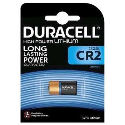 DURACELL DL CR02 B U LITIUM