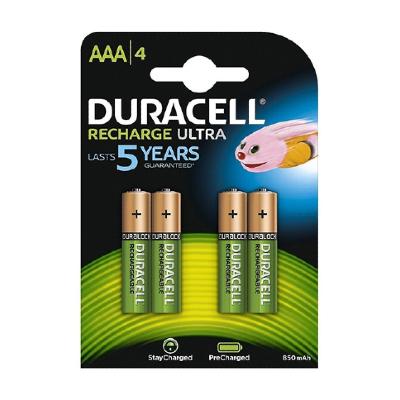 Duracell HR03 Recharge Ultra DX2400 NiMh 900mAh 2db-os AAA újratölthető mikro elem