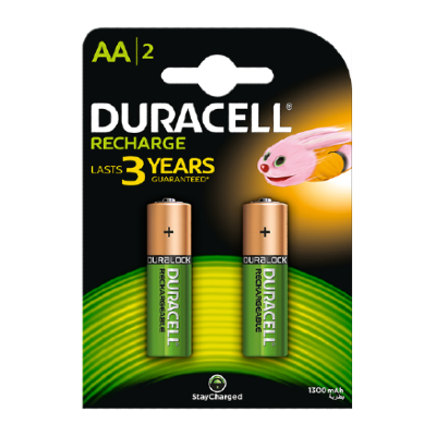 Duracell RechARge Ultra Ni-Mh ceruza akku 2500mAh