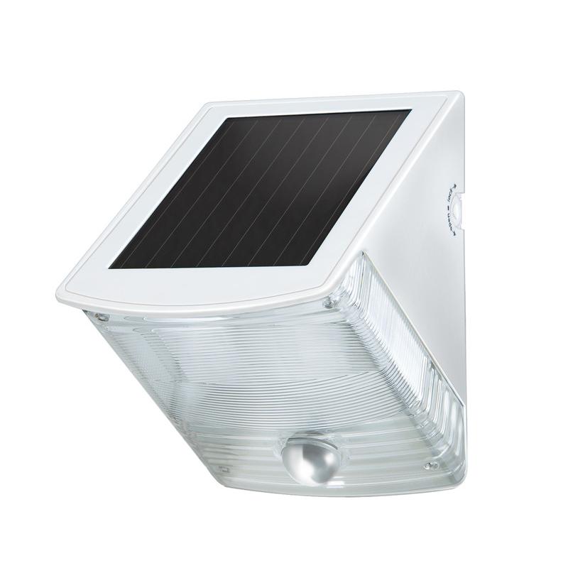 FALI LÁMPA 4 LED SOLAR MOZ.ÉRZ IP44