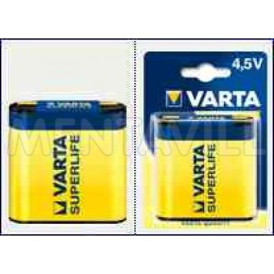 VARTA LAPOSELEM SUPERLIFE 4.5V