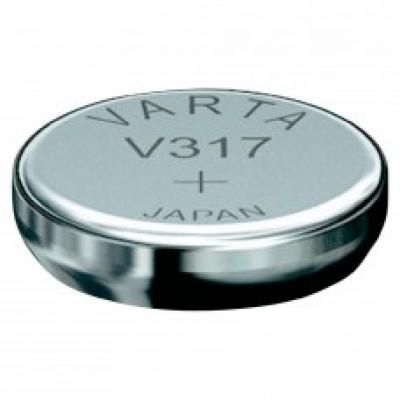 VARTA V317 1,55V 12mAh SR62