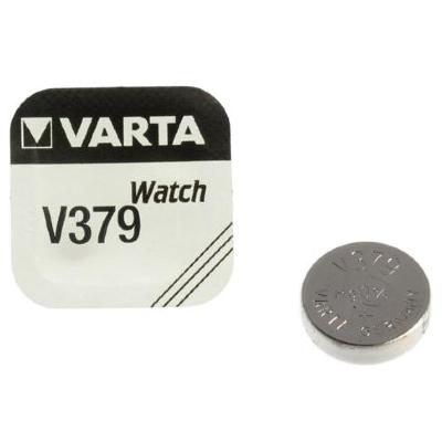 VARTA V379 1,55V 14mAh  ÓRAELEM SR63