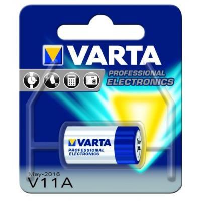 VARTA V11A 6V  38mAh ELEM LR11