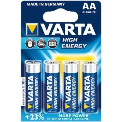 VARTA CERUZA HIGH ENERGY BLISZTERES
