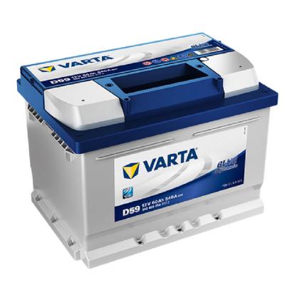 Varta Blue Dynamic 560409 jobb + D59 60Ah akkumulátor