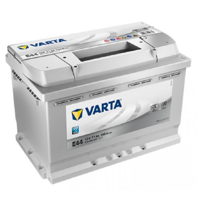 Varta Silver Dynamic 577400 jobb+ E44 77Ah autó akkumulátor