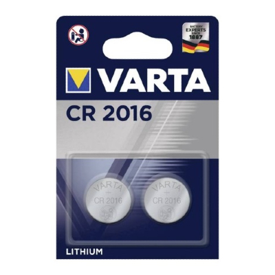 VARTA CR 2016 3V 2db/BLISZTER