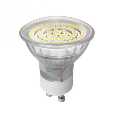 LED GU10 3,3W 60LED SMD 120° HIDE