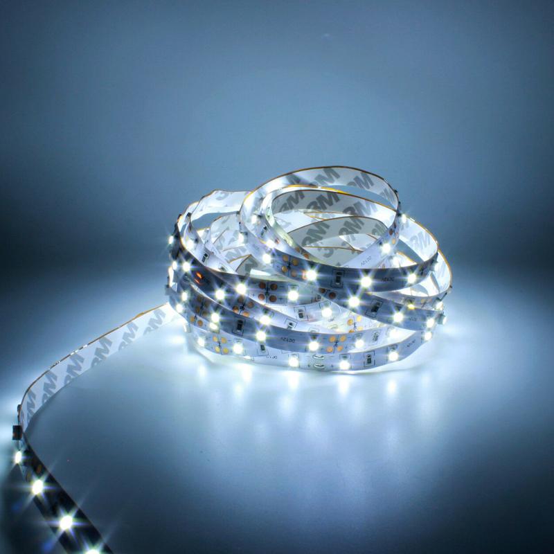 LED SZALAG  60LED IP65 6500K 4,8W/m*