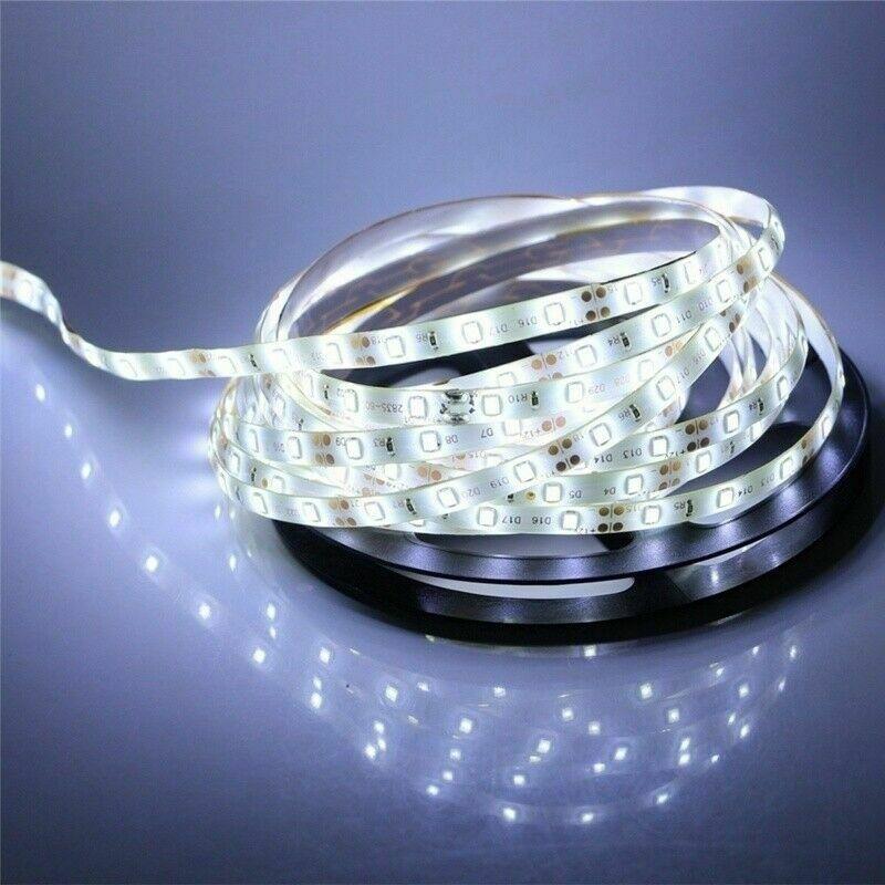 LED SZALAG  120LED IP20 6500K 9,6W