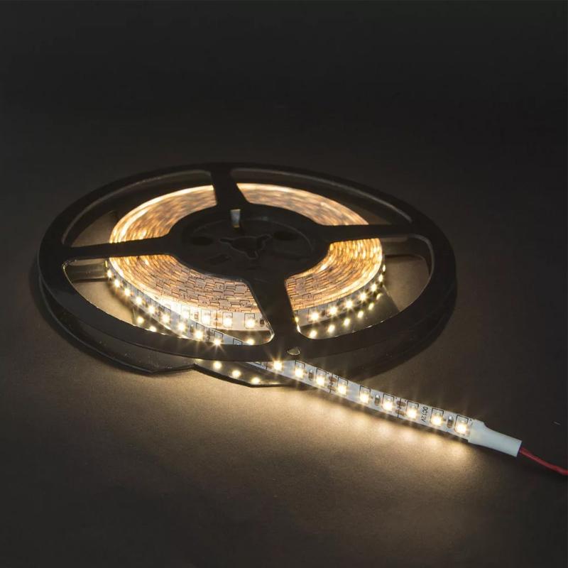 LED SZALAG  120LED IP65 3000K 9,6W