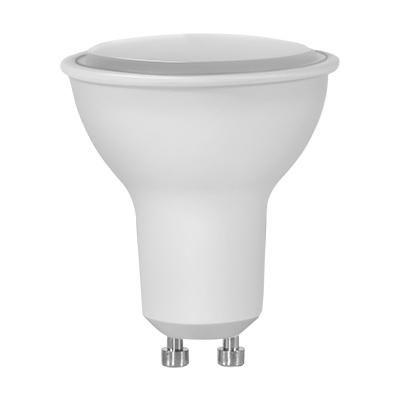 LED GU10  5 W 3000K 400lm 120° *