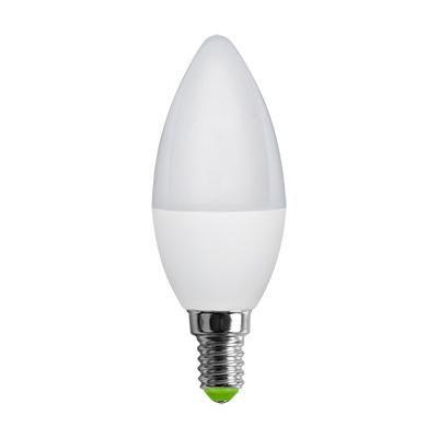 LED GYERTYA E14 6 W 3000K 470lm