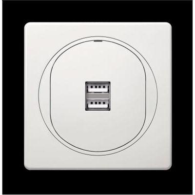 MV5 USB TÖLTO ALJZAT  DUPLA 2.1A FH