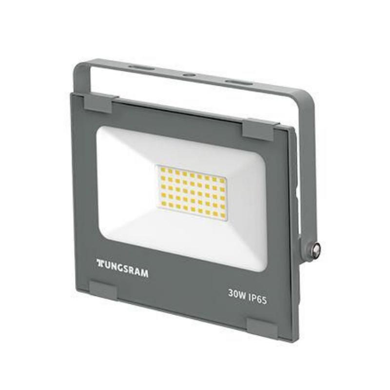 LED FÉNYVETŐ LAPOS  30W FK 3000K IP65