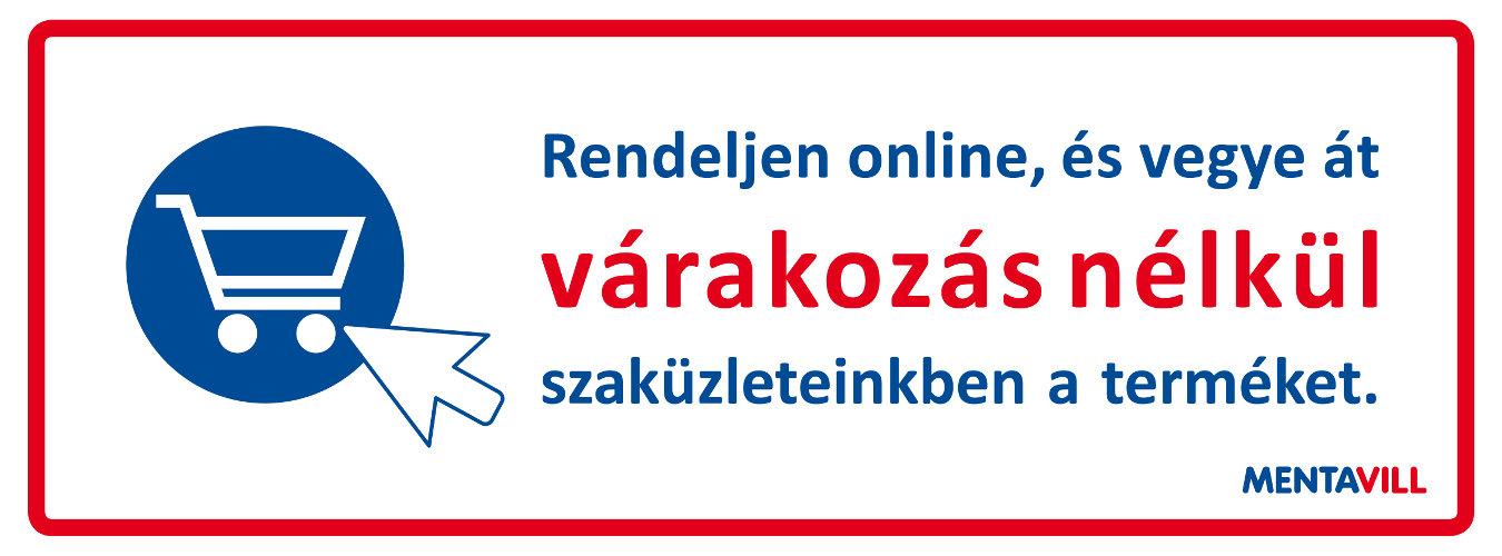 Rendeljen online